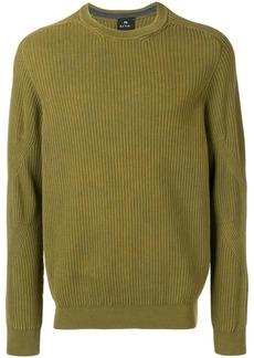Paul Smith ribbed sweatshirt