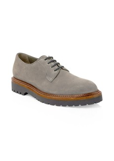 Paul Smith Rob Suede Derby Shoes
