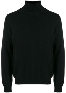 Paul Smith roll neck long sleeved knit top