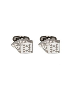Paul Smith royal flush cufflink