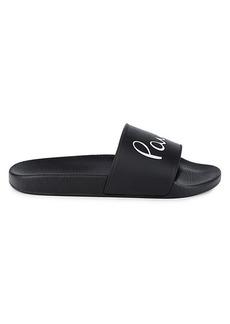 Paul Smith Ruben Logo Sandals