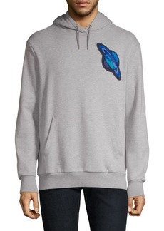 Paul Smith Saturn Patch Hoodie