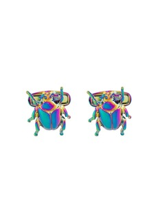 Paul Smith scarab beetle cufflink