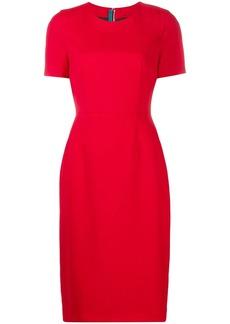 Paul Smith short sleeved midi dress