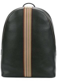 Paul Smith signature stripe backpack