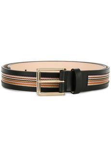 Paul Smith signature stripe trim belt