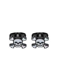 Paul Smith skull and bones cufflinks
