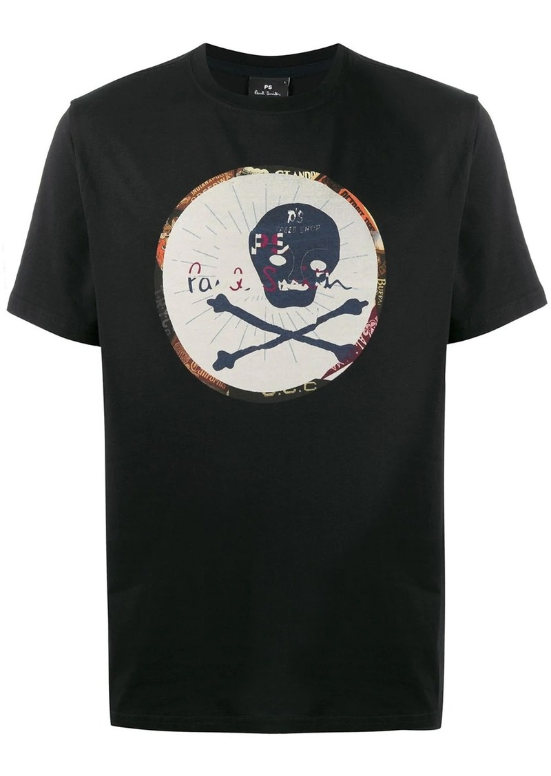 Paul Smith skull printed T-shirt