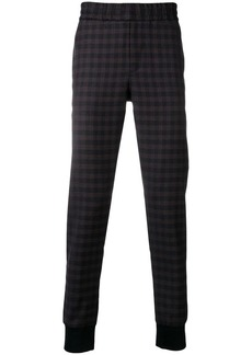 Paul Smith slim fit check trousers