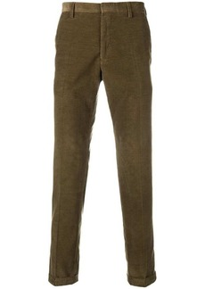 Paul Smith slim-fitted trousers
