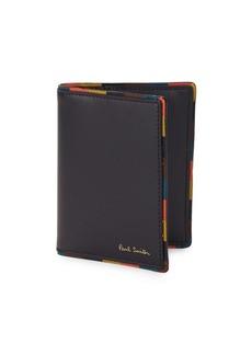 Paul Smith Slim Stripe Trim Wallet