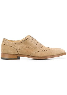 Paul Smith smooth effect brogues