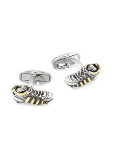 Paul Smith Soccer Cleat Cufflinks