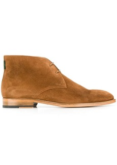 Paul Smith stitched panel boots