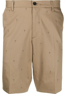 Paul Smith straight fit chino shorts