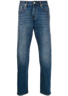 Paul Smith straight leg stonewashed jeans