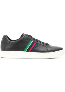 Paul Smith stripe detail sneakers