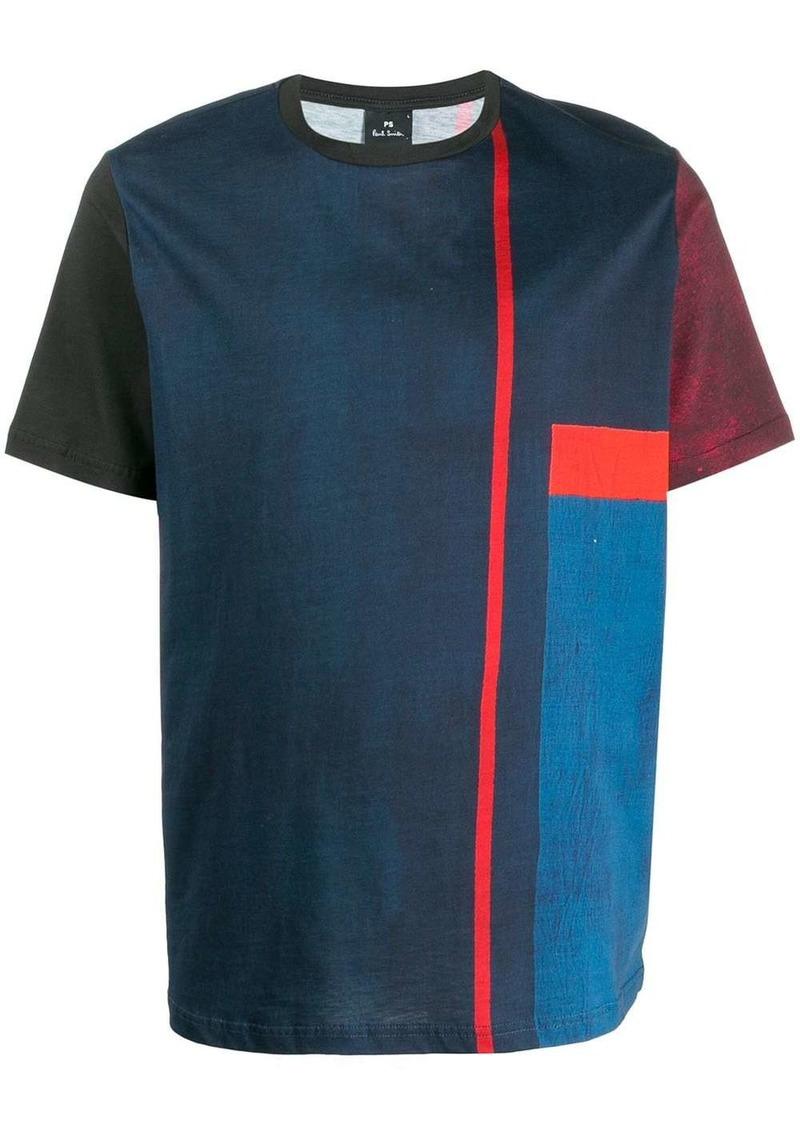 Paul Smith stripe detailed T-shirt
