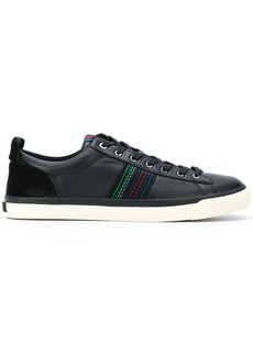 Paul Smith striped detail sneakers