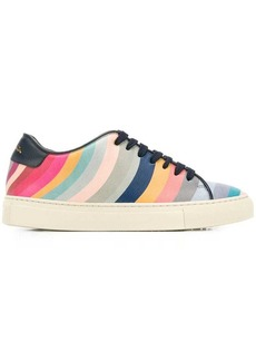 Paul Smith striped lo-top sneakers