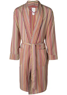 Paul Smith striped robe