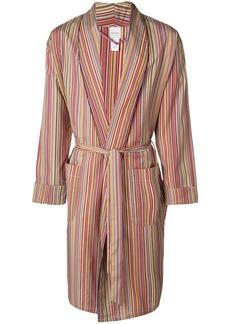 Paul Smith striped robe