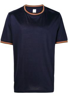 Paul Smith striped sleeve T-shirt