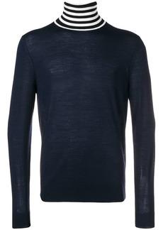 Paul Smith striped turtle neck sweater