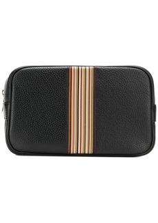 Paul Smith striped wash bag