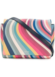 Paul Smith swirl print shoulder bag