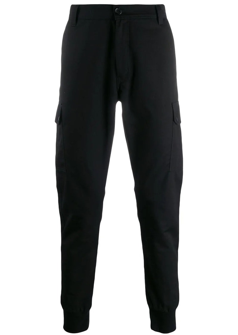 Paul Smith tapered cargo trousers