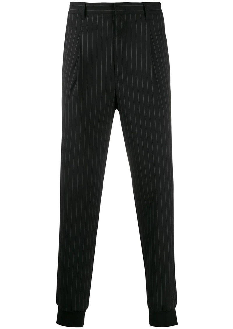 Paul Smith tapered tailored trousers