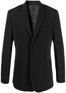 Paul Smith contrast topstitching blazer