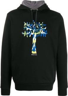 Paul Smith tree print hoodie