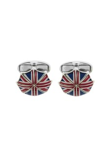 Paul Smith Union Jack umbrella cufflinks