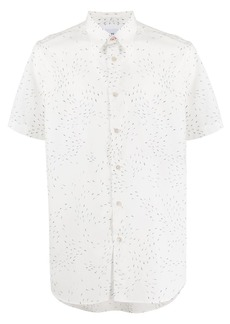 Paul Smith Weather Arrows short-sleeve shirt