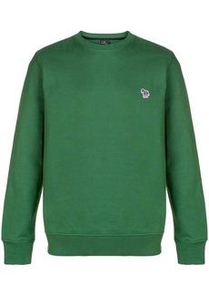 Paul Smith Zebra logo sweatshirt