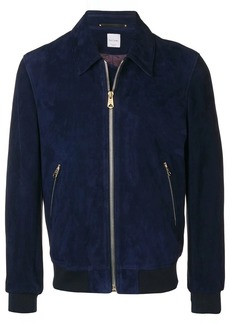 Paul Smith zipped bomber jacket