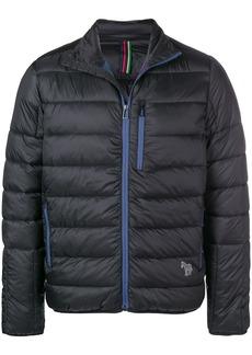 Paul Smith zipped padded jacket