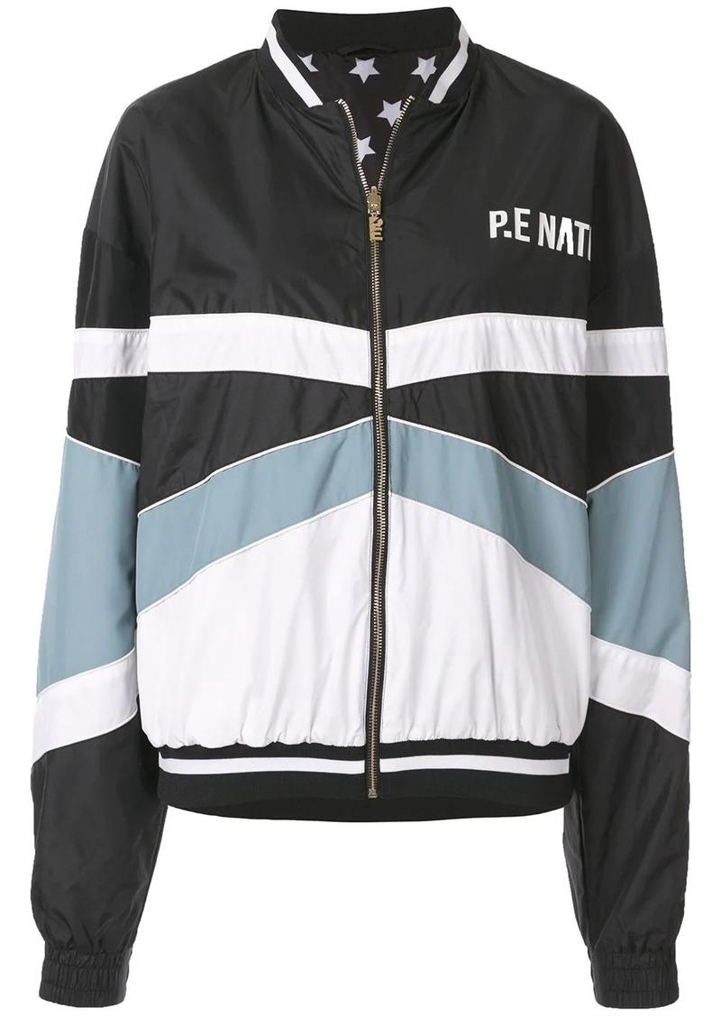 P.E Nation Dominion bomber jacket