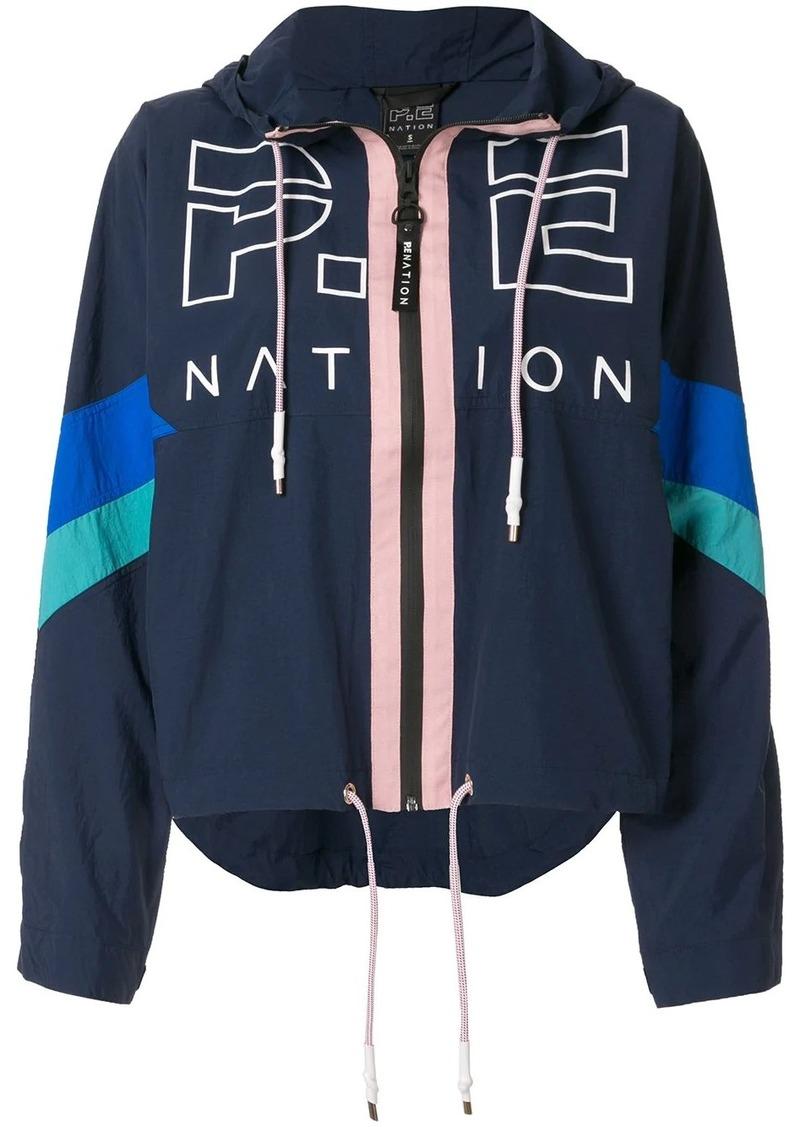 P.E Nation Electric Eye jacket