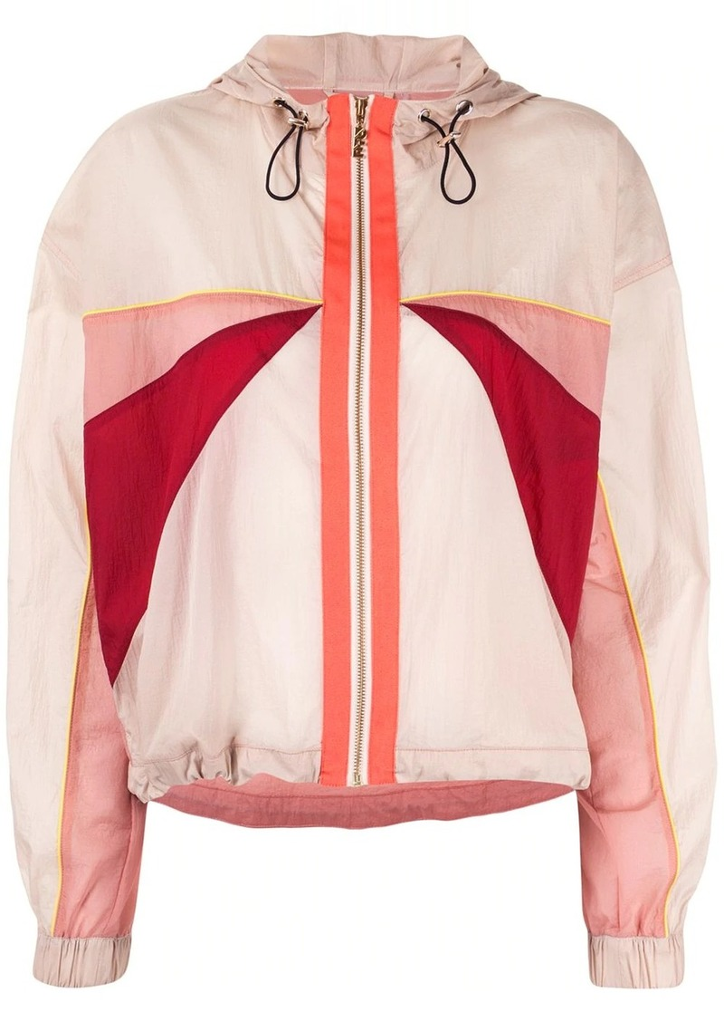 P.E Nation Extend zip-front jacket