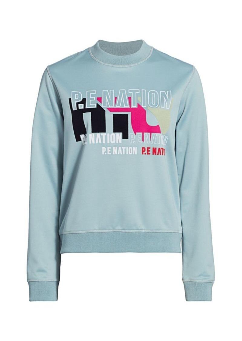 P.E Nation Flex It Sweatshirt