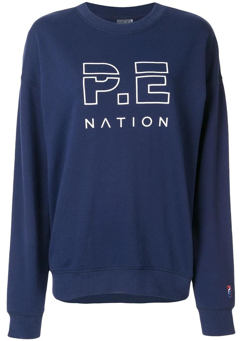 P.E Nation Heads Up jumper