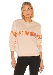 P.E Nation Exposure Sweatshirt