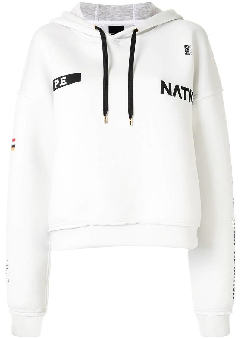 P.E Nation Refresh hoodie