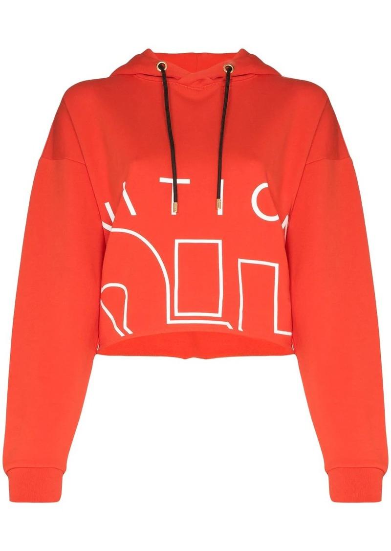 P.E Nation Restart logo hoodie