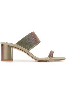 Pedro Garcia 60mm Xina crystal-embellished sandals