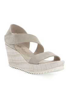 Pedro Garcia 75mm Fely Ankle Strap Wedge s