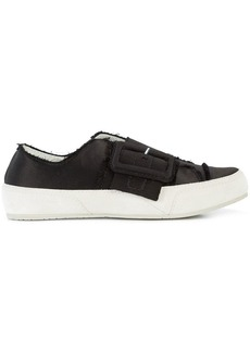 Pedro Garcia buckled sneakers
